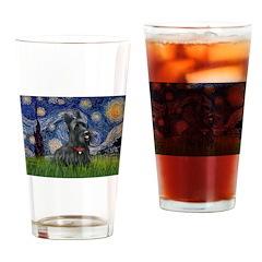 StarryNight-Scotty#1 Drinking Glass