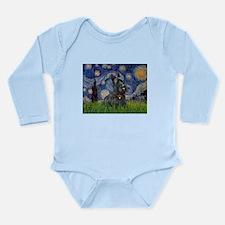 StarryNight-Scotty#1 Long Sleeve Infant Bodysuit
