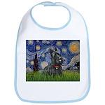 StarryNight-Scotty#1 Bib