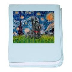 StarryNight-Scotty#1 baby blanket
