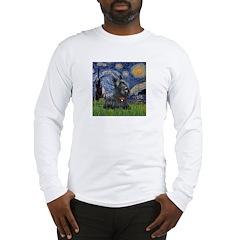 StarryNight-Scotty#1 Long Sleeve T-Shirt