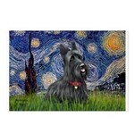 StarryNight-Scotty#1 Postcards (Package of 8)