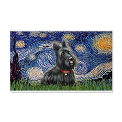 StarryNight-Scotty#1 Wall Decal