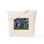 StarryNight-Scotty#1 Tote Bag