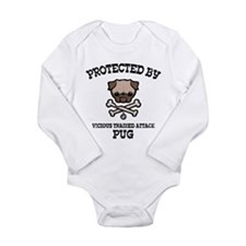 pug-protected-LTT Body Suit