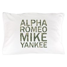 ARMY-Camo Pillow Case