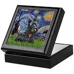 StarryNight-Scotty#1 Keepsake Box