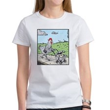 Mother Hen and her Eggs Tee
