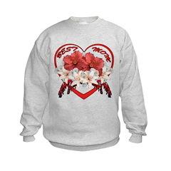Best Mom Sweatshirt