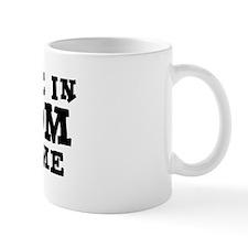 Folsom: Loves Me Small Small Mug