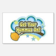 Get Your Hummus On Decal
