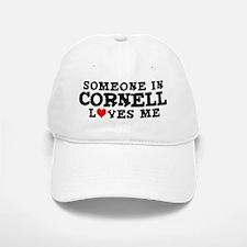 Cornell: Loves Me Baseball Baseball Cap