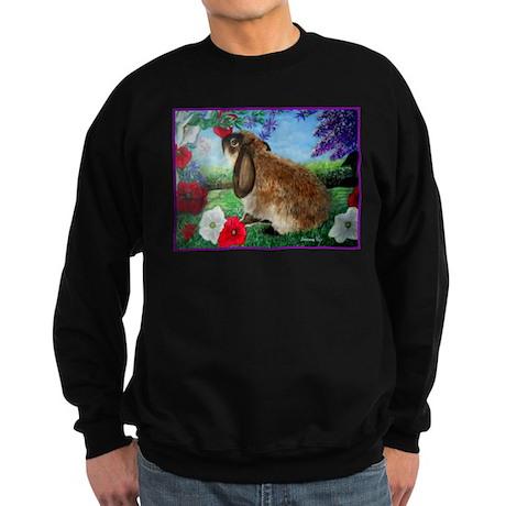 Rabbit Art Sweatshirt (dark)