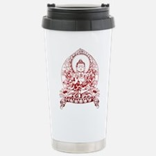 Gautama Buddha Stainless Steel Travel Mug
