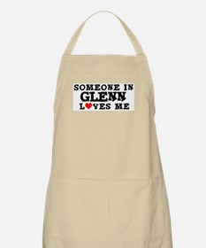 Glenn: Loves Me BBQ Apron