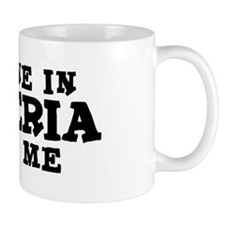 Hesperia: Loves Me Small Mug