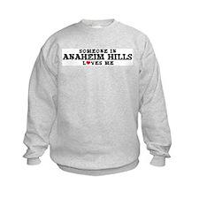 Anaheim Hills: Loves Me Sweatshirt