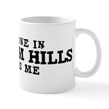 Anaheim Hills: Loves Me Mug
