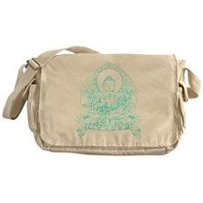 Gautama Buddha Messenger Bag