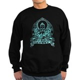 Buddhist Sweatshirt (dark)