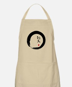 "Enso with Chinese for ""Bitch"" Apron"