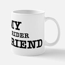 I love My Bull Rider Boyfriend Mug