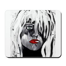 Courtney Love Mousepad