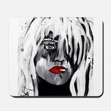 Courtney Love Mousepad