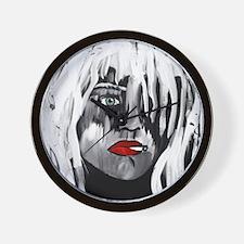 Courtney Love Wall Clock