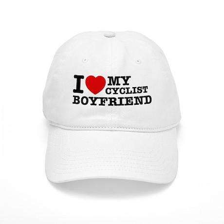 I love My Cyclist Boyfriend Cap