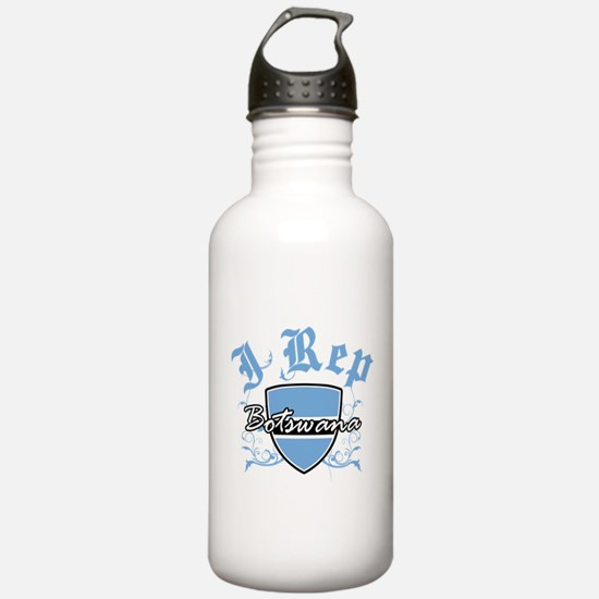 I Rep Botswana Water Bottle