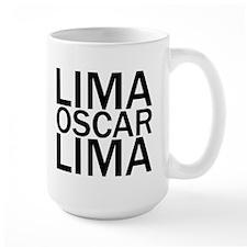 LOL-Black Mug
