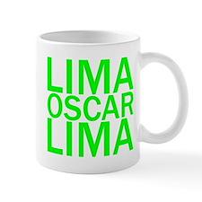 LOL-Green Mug