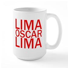 LOL-Red Mug