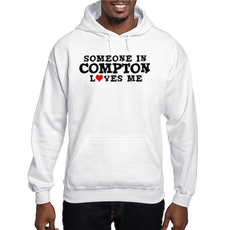 Compton: Loves Me Hooded Sweatshirt