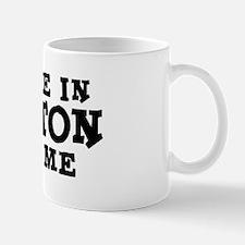 Compton: Loves Me Small Small Mug