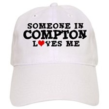 Compton: Loves Me Baseball Cap