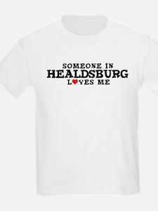 Healdsburg: Loves Me Kids T-Shirt