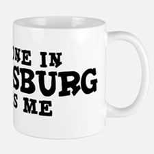 Healdsburg: Loves Me Mug