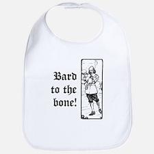 Bard To The Bone! Bib