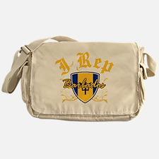 I Rep Barbados Messenger Bag