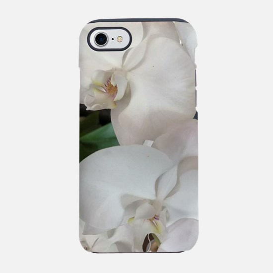 White Orchid  iPhone 7 Tough Case