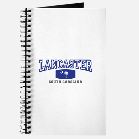 Lancaster South Carolina, SC, Palmetto State Flag