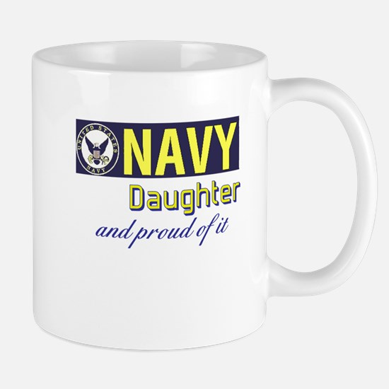 Navy Daughter.png Mug