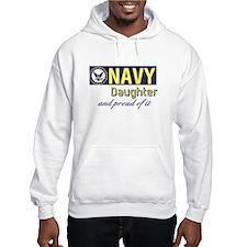Navy Daughter.png Hoodie