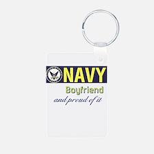 Navy Boyfriend Keychains