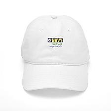 Navy Boyfriend Baseball Cap