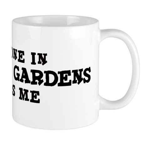 Hawaiian Gardens: Loves Me Mug