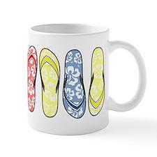 Rainbow Flops Mug