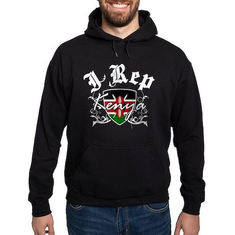 I Rep Kenya Hoodie (dark)